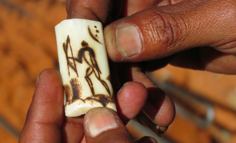amulette de marabout